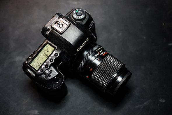 Mike's Camera Database
